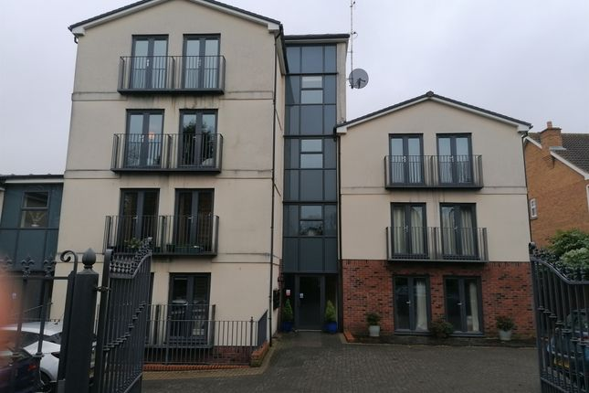 Thumbnail Flat for sale in Southbank Road, Hereford