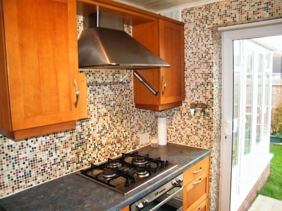 Kitchen of Skirlaw Close, Washington, Tyne And Wear NE38