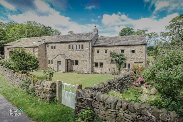 Thumbnail Barn conversion for sale in County Brook Lane, Foulridge, Colne