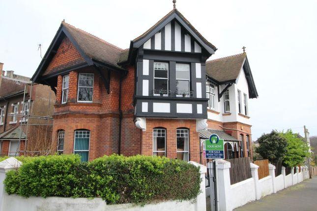Thumbnail Flat for sale in St. Matthews Gardens, St. Leonards-On-Sea