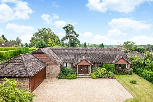 Thumbnail Detached bungalow for sale in Harborough Meadow, Harborough Gorse, West Chiltington, West Sussex