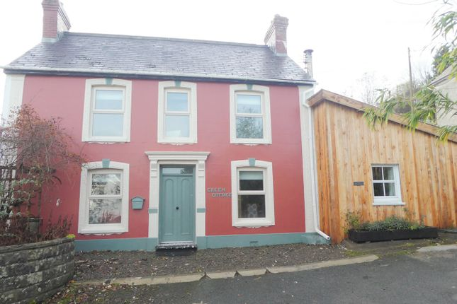 Thumbnail Detached house for sale in Cwmins, St Dogmaels, Cardigan