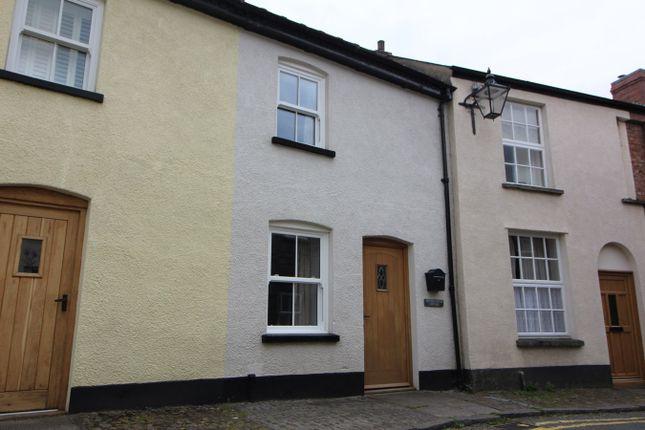 Thumbnail Terraced house for sale in Llangattock, Crickhowell