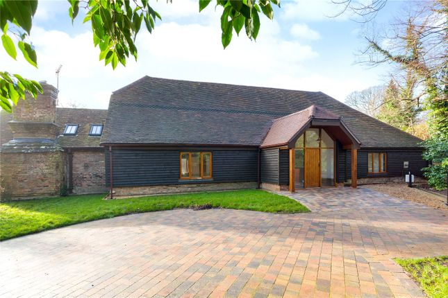 Thumbnail Barn conversion for sale in East Street, Rusper, West Sussex