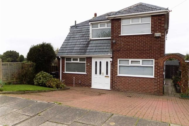 Thumbnail Detached house for sale in Cherry Holt Avenue, Heaton Mersey, Stockport