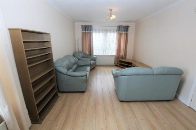 Thumbnail Flat to rent in Freesia Court, Motherwell, Lanarkshire ML1,