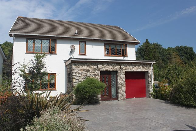 Thumbnail Detached house for sale in Brook Cottage, Corntown, Bridgend