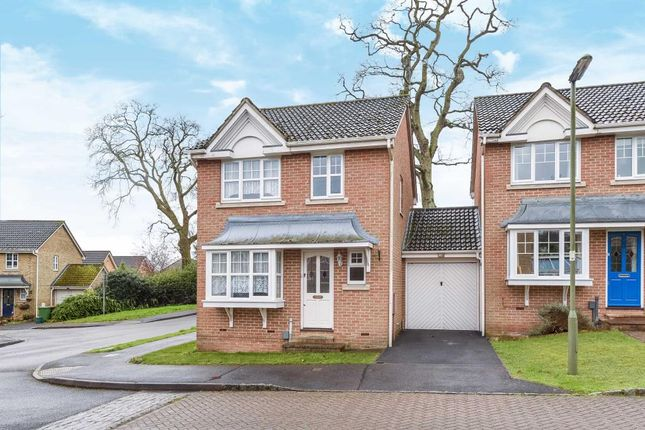 Thumbnail Link-detached house to rent in Martel Close, Camberley