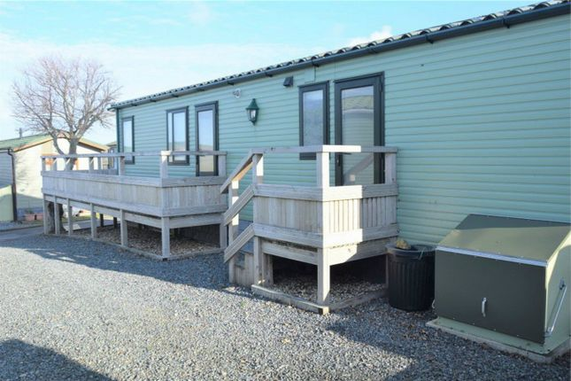 Thumbnail Mobile/park home for sale in Sinns Common, Redruth, Cornwall