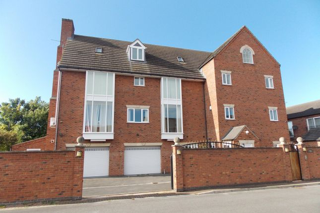 Thumbnail Detached house for sale in Park Lane, Lincoln