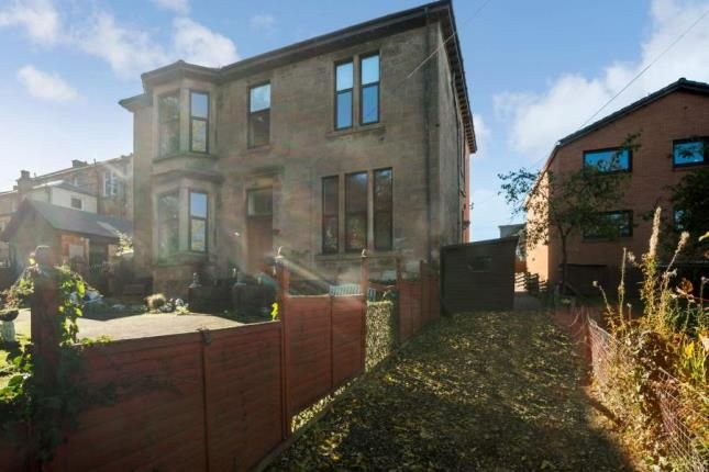 Thumbnail Flat for sale in Victoria Road, Rutherglen, Glasgow, South Lanarkshire