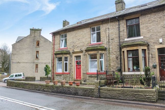 Thumbnail End terrace house for sale in Burnley Road, Todmorden, West Yorkshire