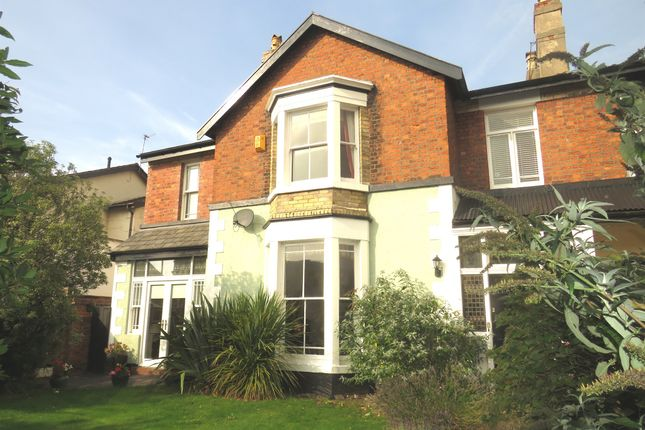 Thumbnail Semi-detached house for sale in Market Street, Hoylake, Wirral