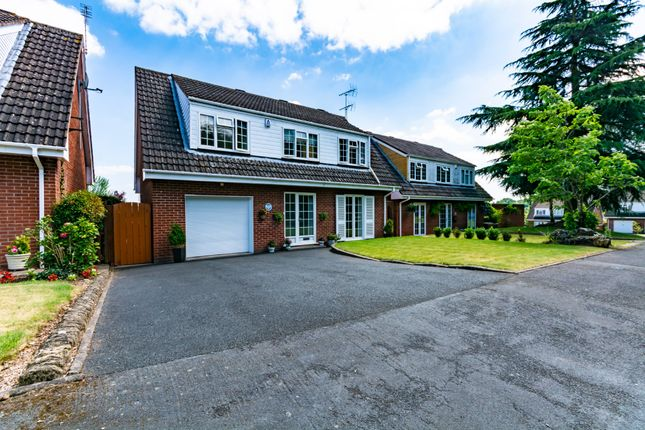 Thumbnail Detached house for sale in Clarence Way, Bewdley