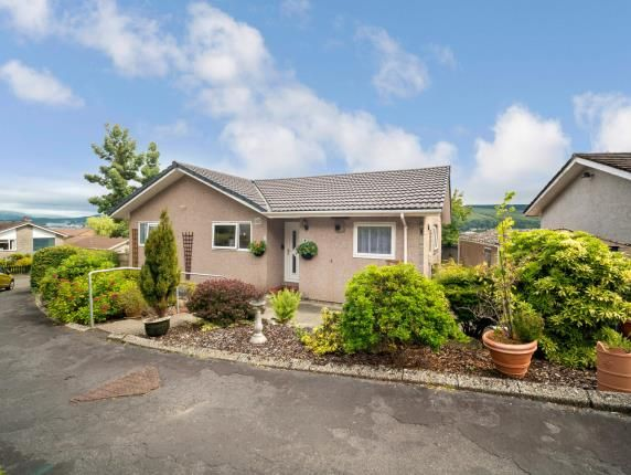 Thumbnail Bungalow for sale in Straid A Cnoc, Clynder, Argyll And Bute, Scotland