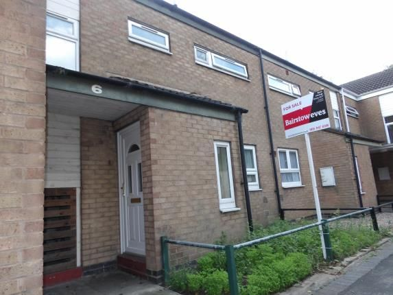 2 bed terraced house for sale in Bosworth Walk, Meadows, Nottingham, Nottinghamshire