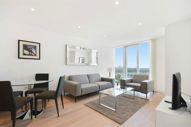 Thumbnail Flat for sale in Pinnacle Apartments, Saffron Central Square, Croydon, Surrey