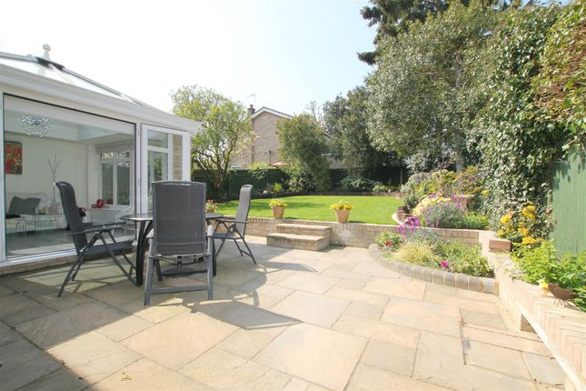 Landscaped Garden With Patio.Png