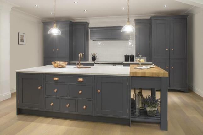 Kitchen Example of Heatherley Wood Alderley Park, Nether Alderley, Cheshire SK10