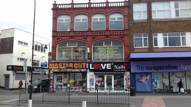 Thumbnail Leisure/hospitality to let in Second Floor, 94-95, Spring Gardens, Doncaster