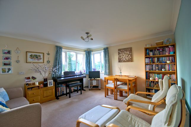 Thumbnail Flat for sale in New Road, Harston, Cambridge