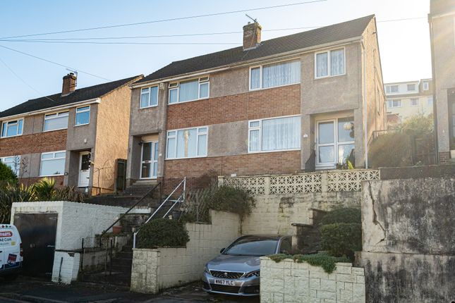 Semi-detached house for sale in Crantock Avenue, Bristol