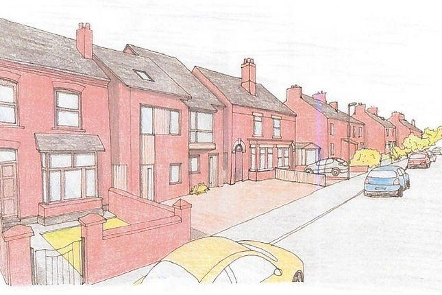Thumbnail Property for sale in Ashby Road, Donisthorpe