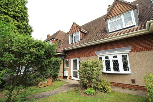 Thumbnail Terraced house for sale in Crantock Drive, Almondsbury, Bristol