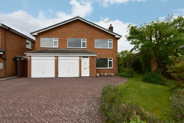 4 bed detached house for sale in Moorlands Drive, Shirley, Solihull B90