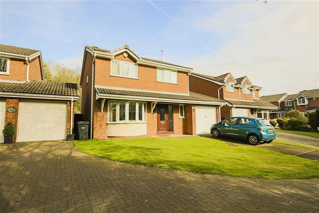 Thumbnail Detached house for sale in Wilderswood Close, Whittle-Le-Woods, Chorley