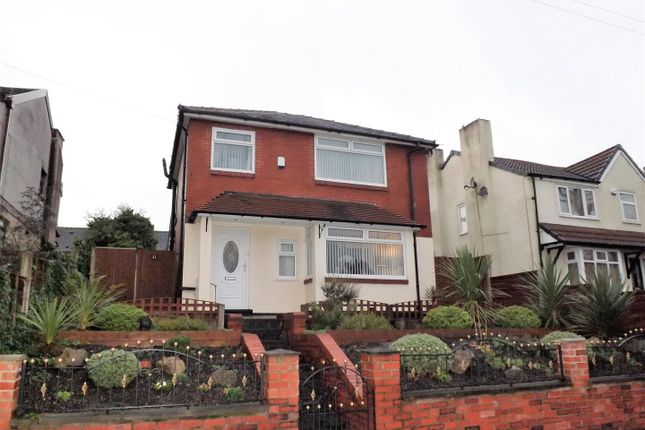 Thumbnail Detached house for sale in Victoria Avenue, Blackley, Manchester