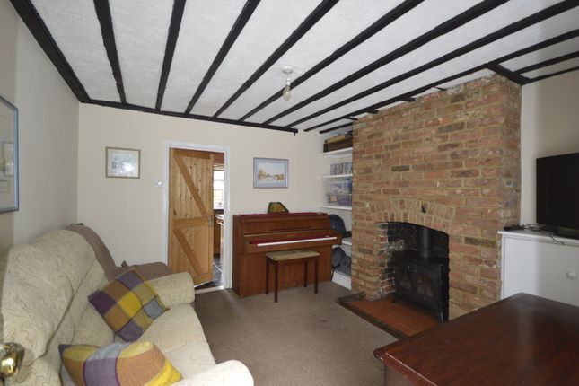 2 bed terraced house for sale in Weavering Cottages, Ashford Road, Weavering, Maidstone ME14