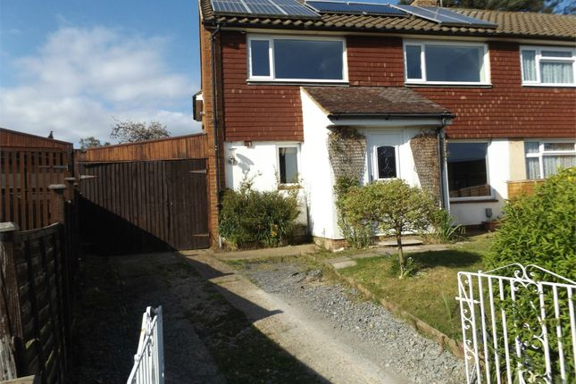 Thumbnail Semi-detached house to rent in Evergreen Road, Frimley, Camberley
