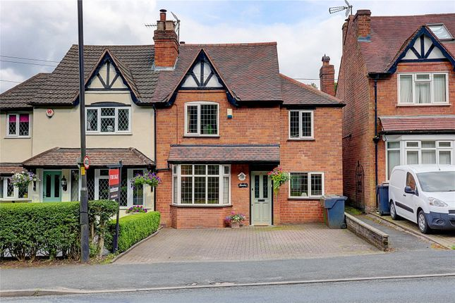 Thumbnail Semi-detached house for sale in Rose Hill, Lickey, Birmingham