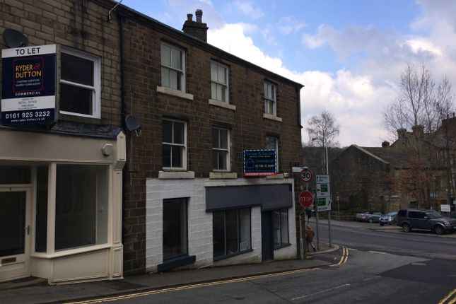 Thumbnail Retail premises for sale in Market Street, Bacup