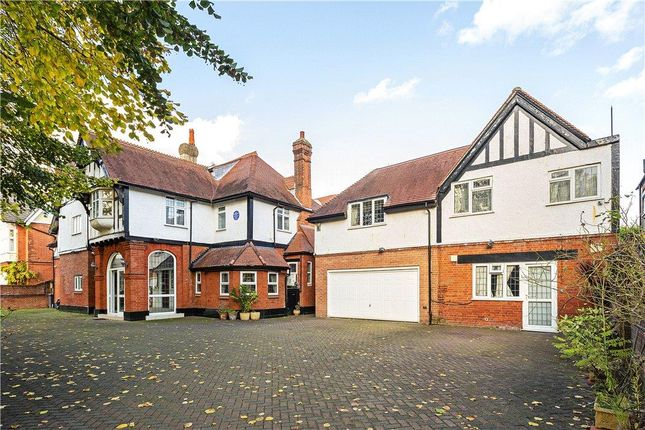 Thumbnail Detached house for sale in Grove Park Gardens, Chiswick