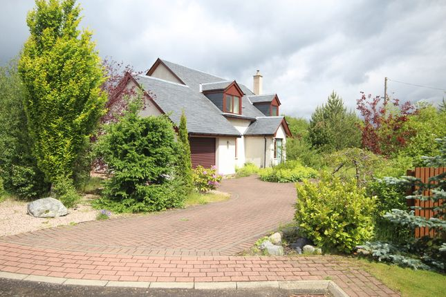 Thumbnail Detached house for sale in Sealladh Breagh, 13 Allt Mor, Aviemore
