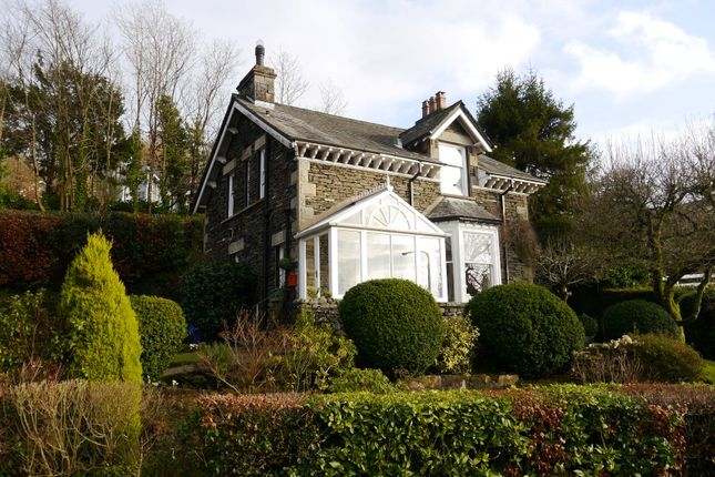 Thumbnail Detached house for sale in Claife Cottage, Windy Hall Road, Bowness-On-Windermere, Cumbria