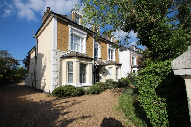 Thumbnail Flat for sale in Arnison Road, East Molesey, Surrey