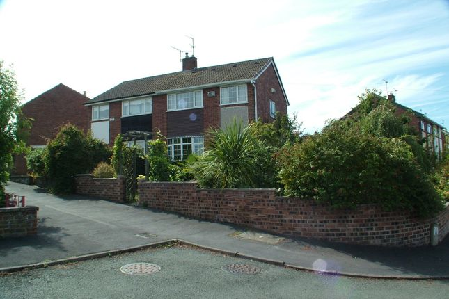 Thumbnail Semi-detached house for sale in Queensway, Shotton, Deeside