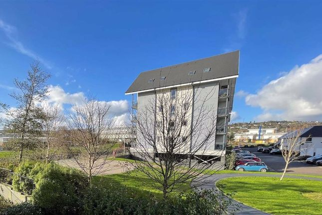 1 bed flat for sale in Orion Apartments, Copper Quarter, Swansea SA1