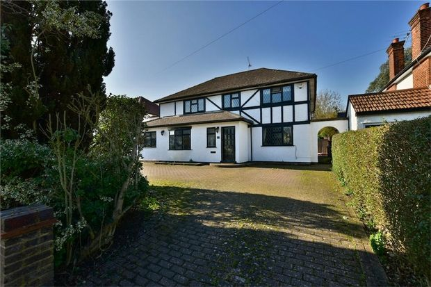 Thumbnail Detached house for sale in Syke Cluan, Iver, Buckinghamshire