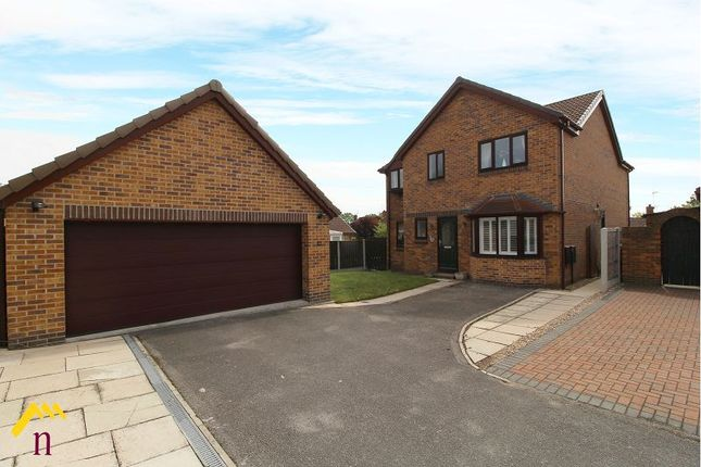 Thumbnail Detached house to rent in Lytham Close, Bessacarr, Doncaster