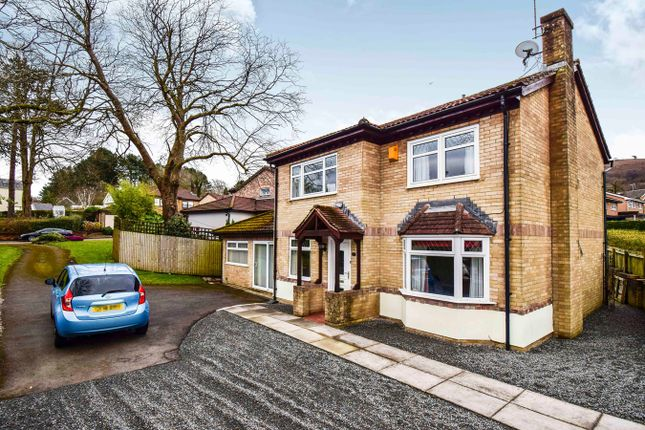 Thumbnail Detached house for sale in Redbrook Court, Caerphilly