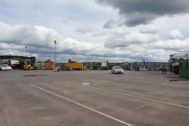 Thumbnail Warehouse to let in Marchwood Industrial Park Open Storage, North Road, Southampton, Hampshire
