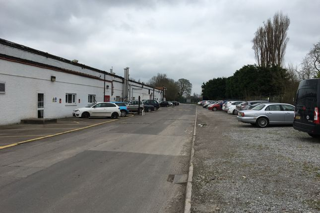 Industrial to let in Bath Road, Bridgwater