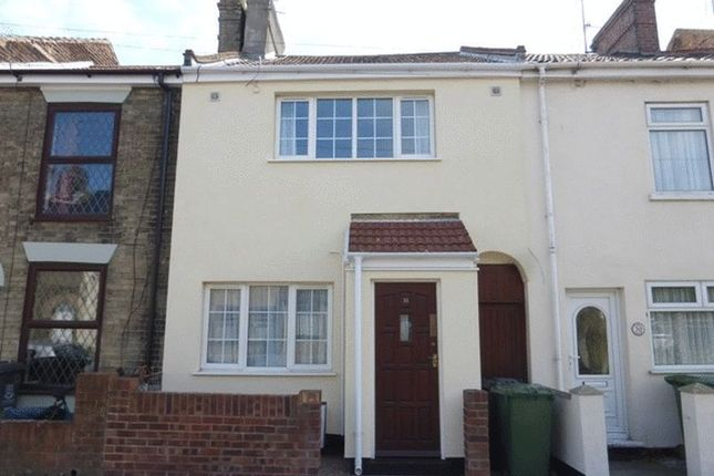 Thumbnail Terraced House To Rent In Alpha Road Great Yarmouth
