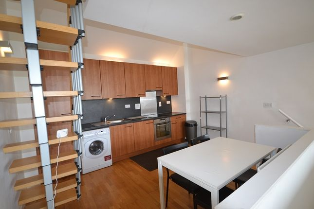 Thumbnail Town house to rent in Cable Yard, Electric Wharf, Coventry