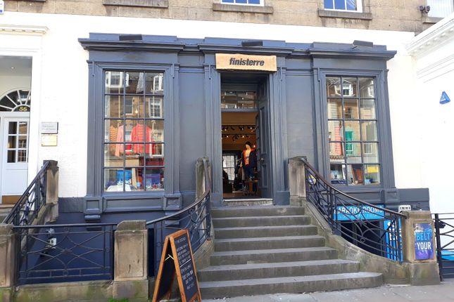 Thumbnail Retail premises to let in George Street, Edinburgh