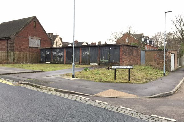 Light industrial for sale in Lock-Up Garages, Bursley Road, Cobridge, Stoke-On-Trent, Staffordshire